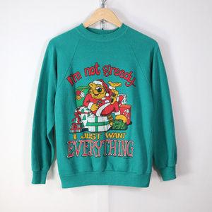 vintage cute cat ugly christmas sweater sweatshirt